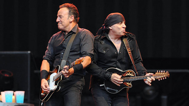 E's alright: Bruce Springsteen and Steven Van Zandt