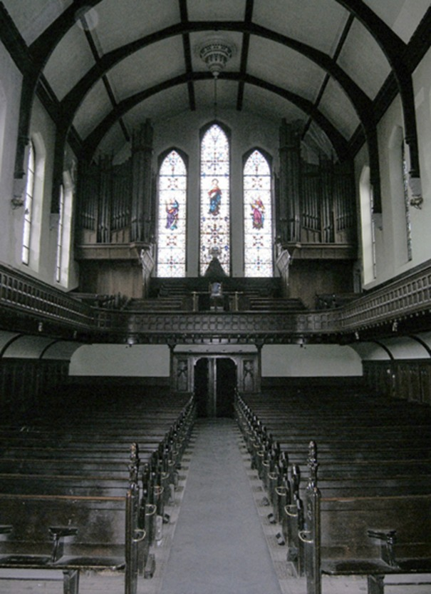 Lansdowne Church turned into Websters Theatre seeks