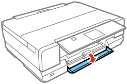 Loading Paper in Cassette 1 (Upper Cassette)