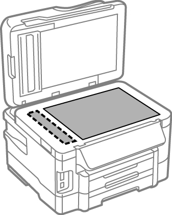 I have an Epson WF 7610 printer. When using the document