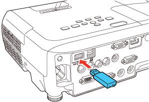 Uso de Quick Wireless Connection (Windows solamente)