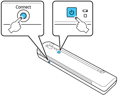 Using WPS PIN Mode to Connect to a Network
