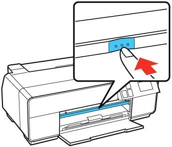 Chargement de papier épais et de carton