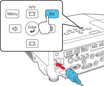 Saving Settings to a USB Flash Drive
