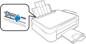 Como colocar papel para documentos