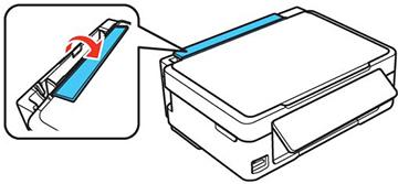Chargement du papier pour l'impression de documents et de