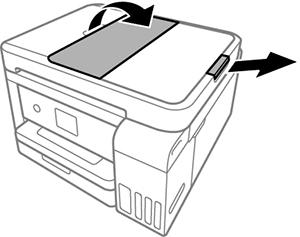 Placing Originals in the Automatic Document Feeder