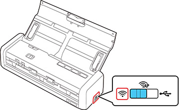 Manually Connecting to a Wi-Fi Router Using EpsonNet Config