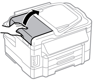 EPSON WF-3520-I cant get my printer to print
