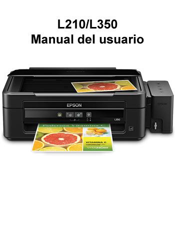 Cara Mengatasi Printer Epson L210 : mengatasi, printer, epson, Manual, Usuario, L210/L350
