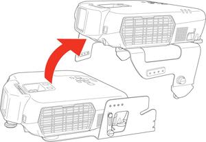 Separação dos projetores