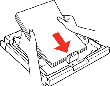 Loading Paper for Documents