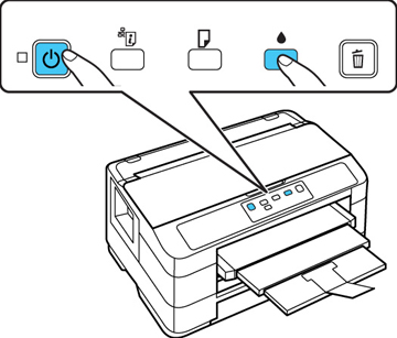 Running a Printer Check