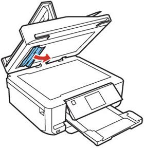 Bourrages de papier dans le chargeur automatique de documents