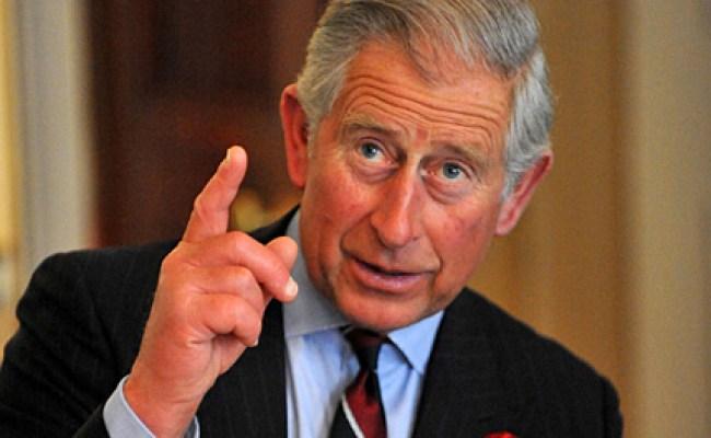 Webbtv Prins Charles Har Skrivit En Bok Där Han Uppmanar