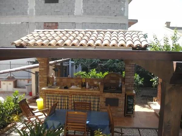 Tettoie esterne  Le nostre realizzazioni  Bagheria Palermo