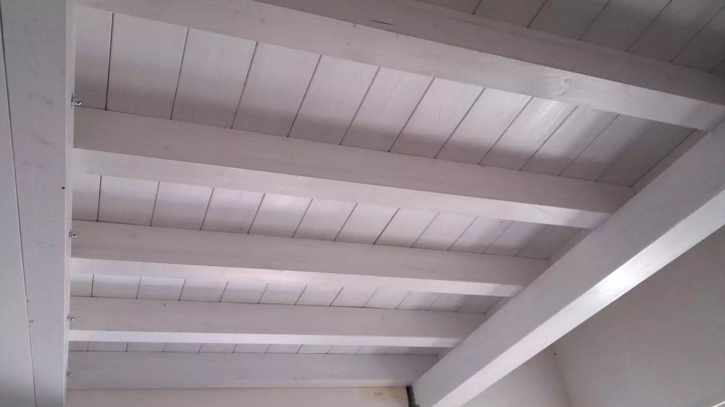 travi lamellari abete with travi in legno per soffitto