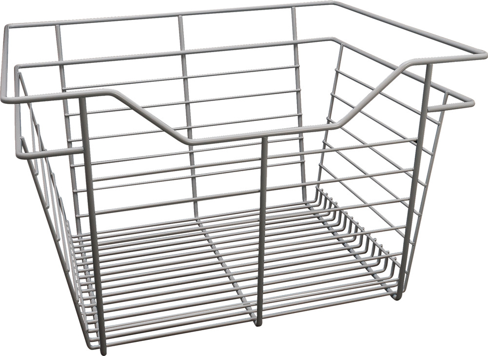 Hafele 547.38.756 Wire Closet Basket with Full Extension