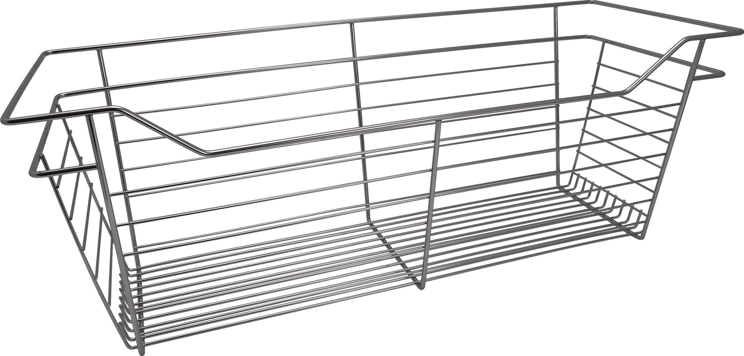 Hafele 547.41.216 Wire Closet Basket with Full Extension