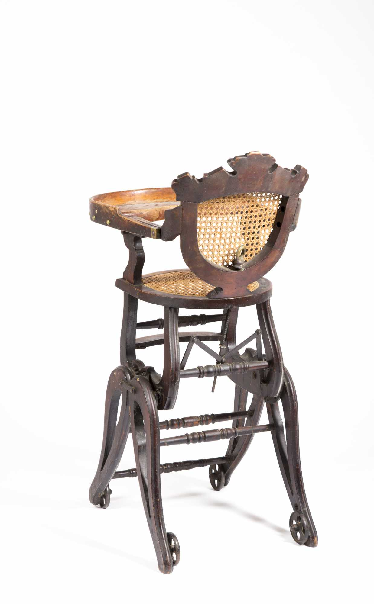 Adjustable High Chair Victorian Adjustable High Chair