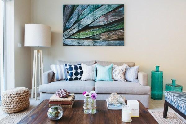Beach Apartment Interior Design Ideas