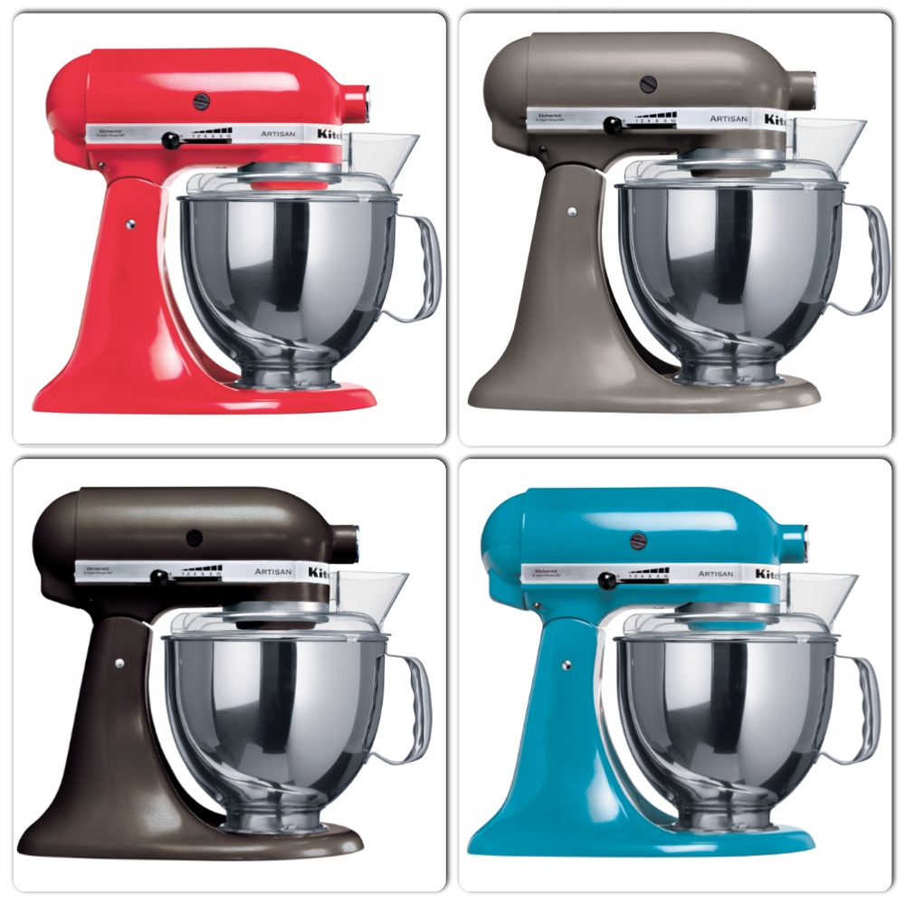 The Kitchenaid Which Colour Question Gets Harder With 8