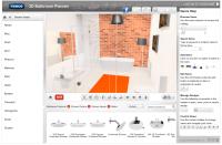 New easy online 3D bathroom planner lets you design ...