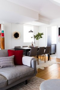 Real homes: art collectors' contemporary Sydney apartment ...