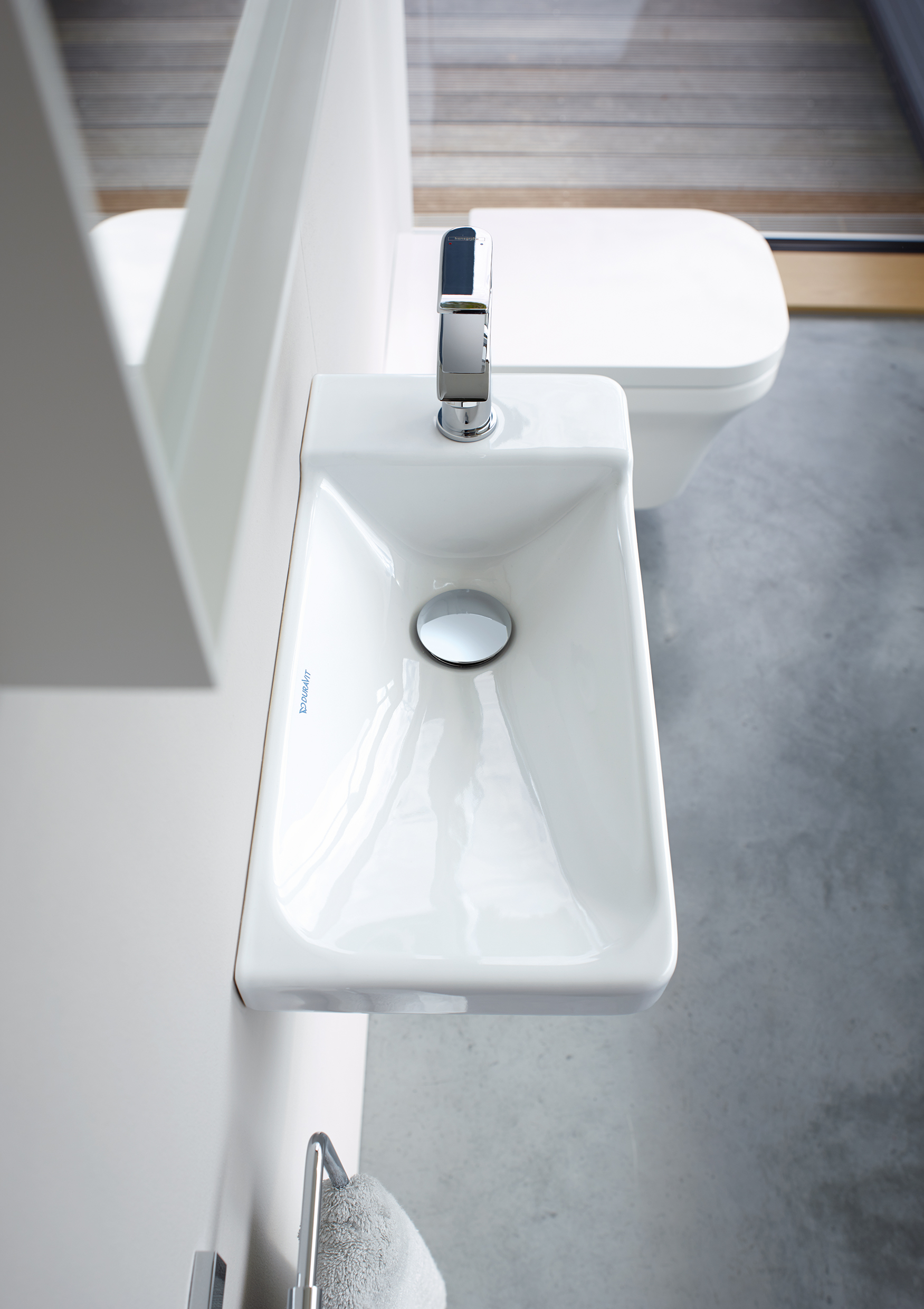 Compact bathrooms can equal design sensations with Duravit