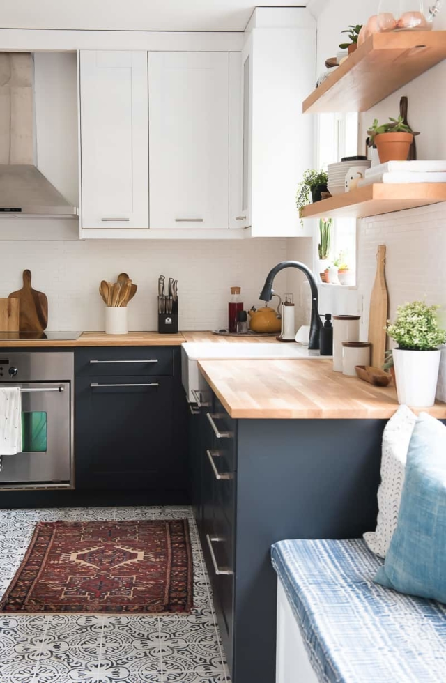 How To Paint Laminate Cabinets The Interiors Addict