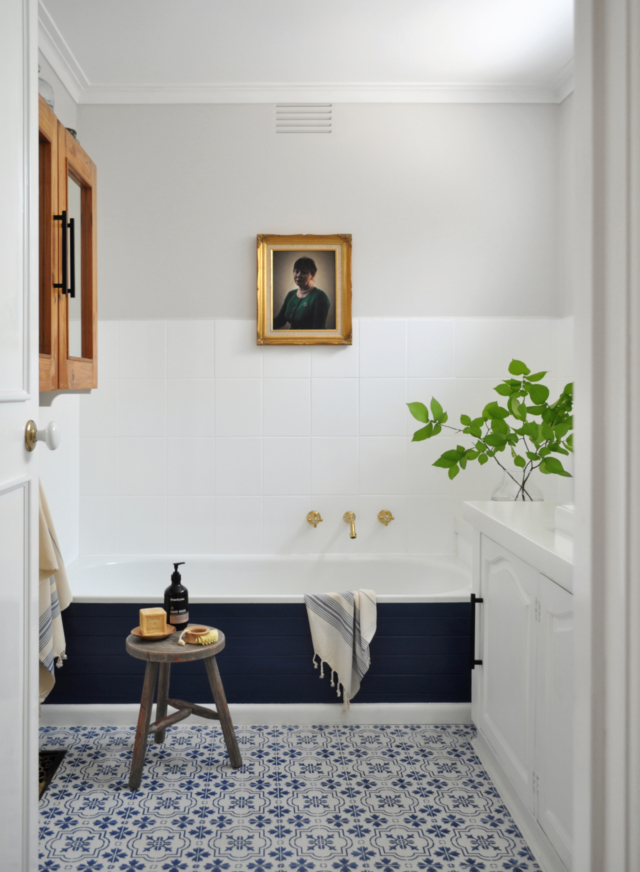 how to paint tiles and save a fortune