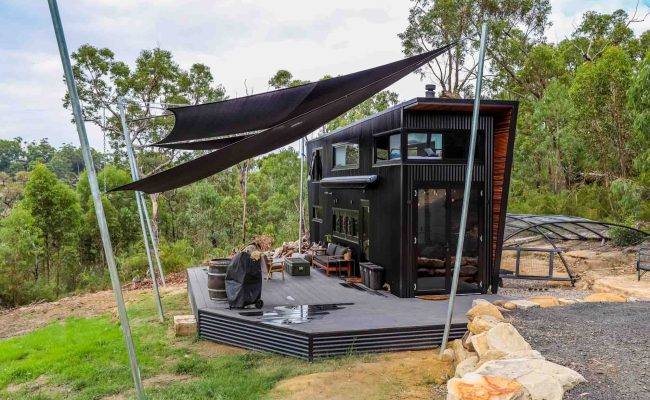 Tiny House Sydney Ultra Modern And Ultra Small The