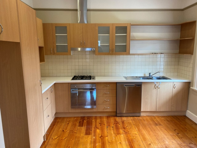 A beautiful kitchen completed during Melbourne lockdown