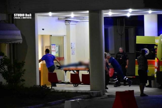 Άργος: Έπεσε από τον τρίτο όροφο - Έσκυψε από το μπαλκόνι για να δει το αυτοκίνητό του [Εικόνες]