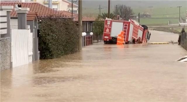 Πλημμύρες - Έβρος
