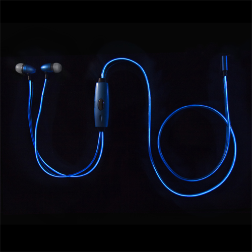 Neo Technology, Neo Light, headphones, trends, glow, bright, blue
