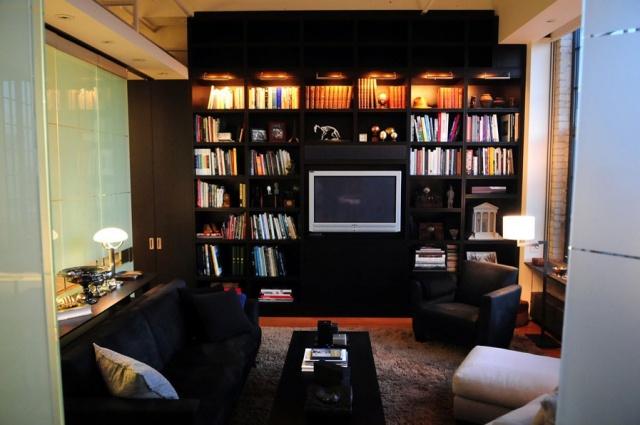 built in kitchen table cabinets painted 价值200万美元,豪宅神马的都是浮云 | 理想生活实验室 - 为更理想的生活