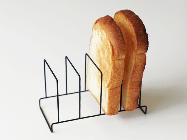 kitchen bakers rack free standing shelves 由铁丝弯曲而成,深泽直人的极简厨房用具 | 理想生活实验室 - 为更理想的生活