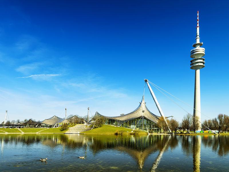 Olympic Munich Village Today
