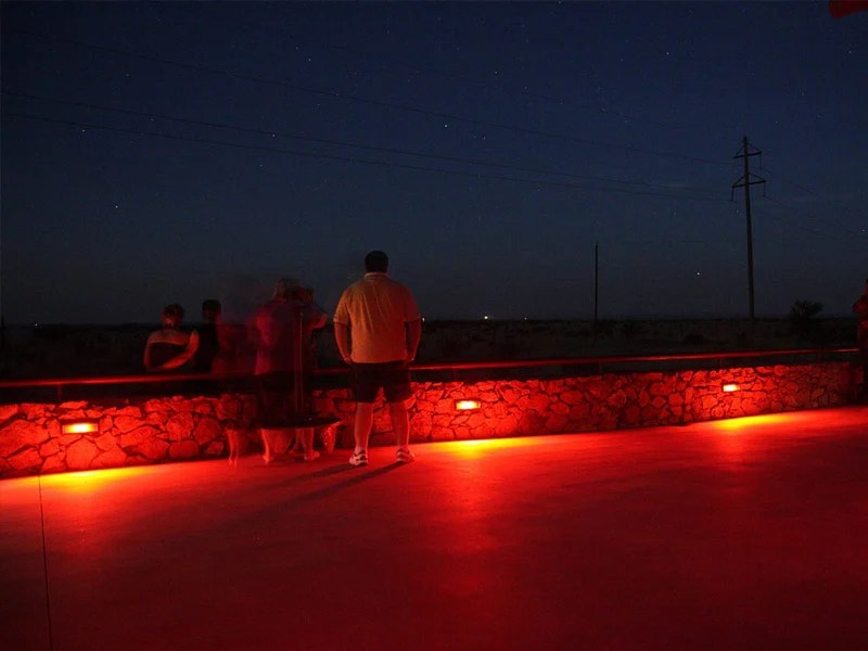 Marfa Texas Lights