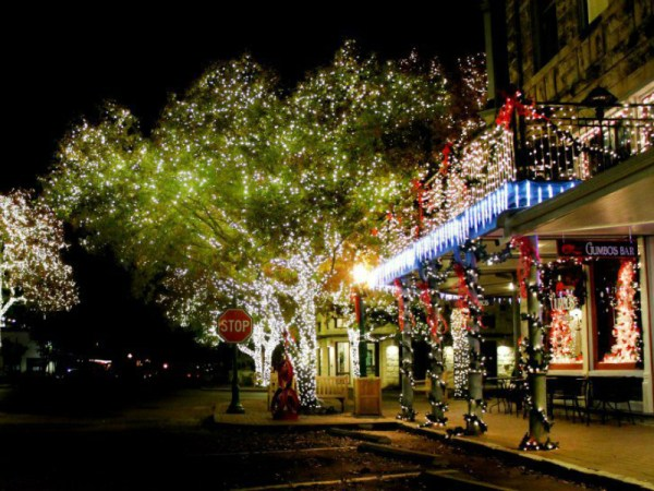 Celebrate the Holiday Season in Georgetown Texas