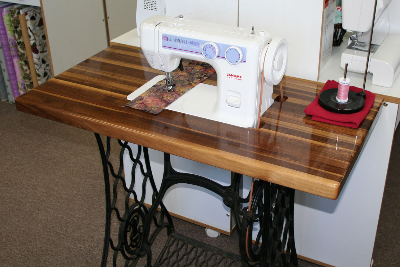 Awesome Janome Sewing Table Cabinet