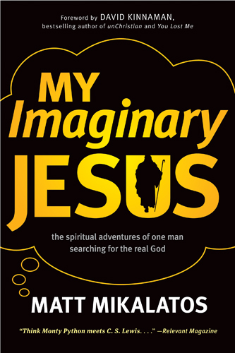My Imaginary Jesus cover art