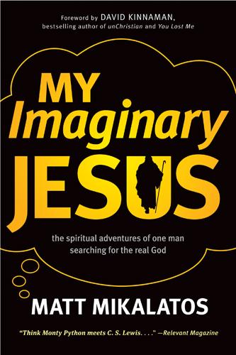 My Imaginary Jesus cover art