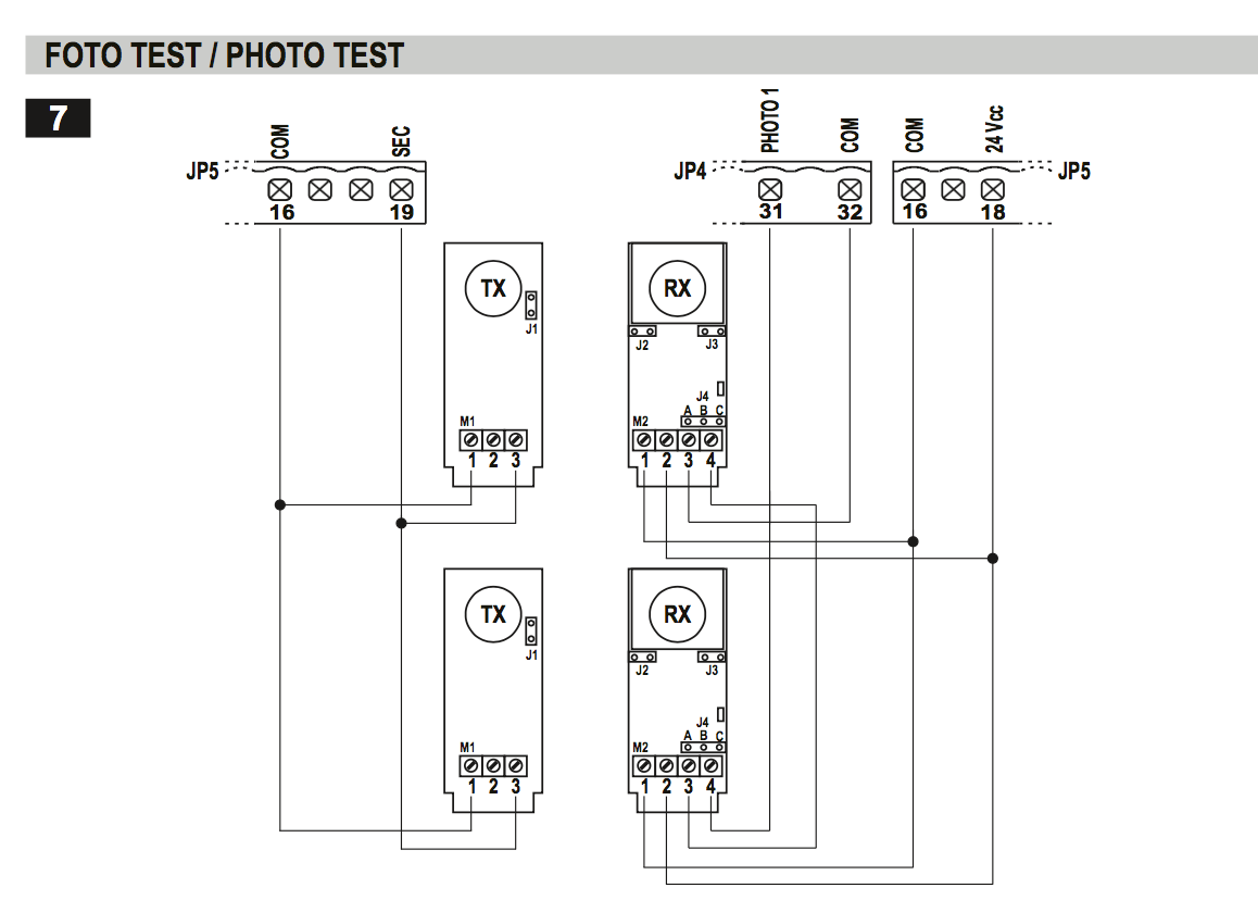 gibidiphotocellwiringforba230controlboard?resize\\\=665%2C475 photocell wiring diagram & ge cr460 lighting contactor wiring 240v photocell wiring diagram at readyjetset.co