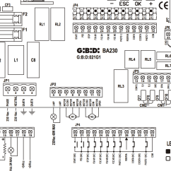 Gate Photocell Wiring 12v Switch Panel Diagram Commercial Operator Diagrams List Domino
