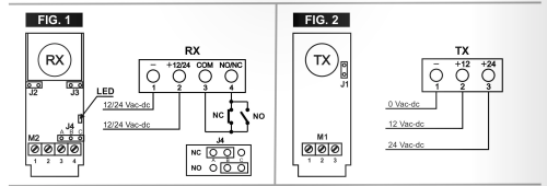 small resolution of gate photocell wiring diagram wiring diagram faac photocell wiring diagram