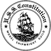 USS Constitution Model Shipwright Guild's Annual Ship