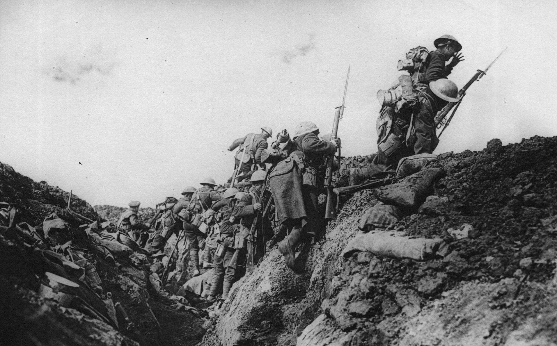 Image result for Battle of Vimy Ridge