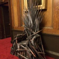 Iron Throne Chair Ikea Poang Cushion Replacement Style